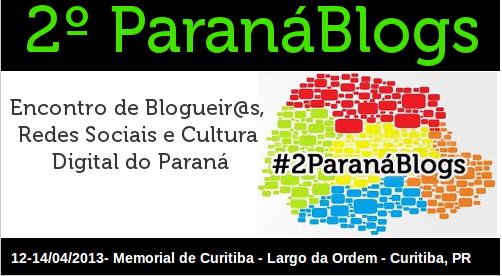 2o. Paraná Blogs